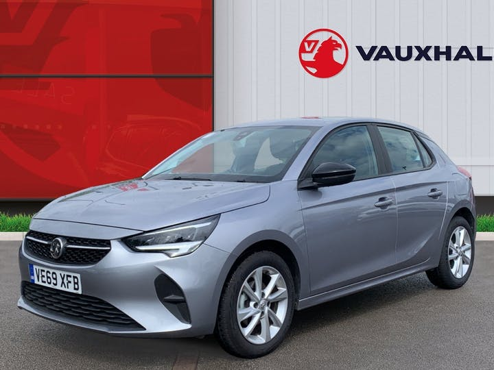 Vauxhall Corsa 1.2 SE Hatchback 5dr Petrol Manual (75 Ps) | VE69XFB | Photo 3