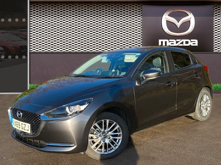 Mazda Mazda2 1.5 Skyactiv G Mhev GT Sport Nav Hatchback 5dr Petrol Manual (s/s) (90 Ps) | VX69GZJ | Photo 3