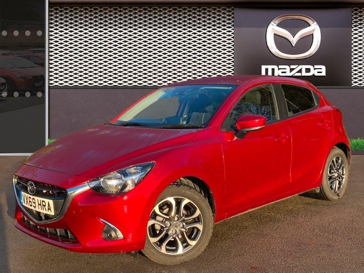 Mazda Mazda2 1.5 Skyactiv G Sport Nav+ Hatchback 5dr Petrol Auto (s/s) (90 Ps) | VX69HRA | Photo 3