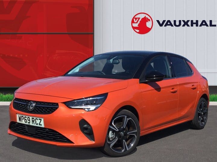 Vauxhall Corsa 1.2 Turbo Elite Nav Premium Hatchback 5dr Petrol Auto (s/s) (100 Ps) | WP69RCZ | Photo 3