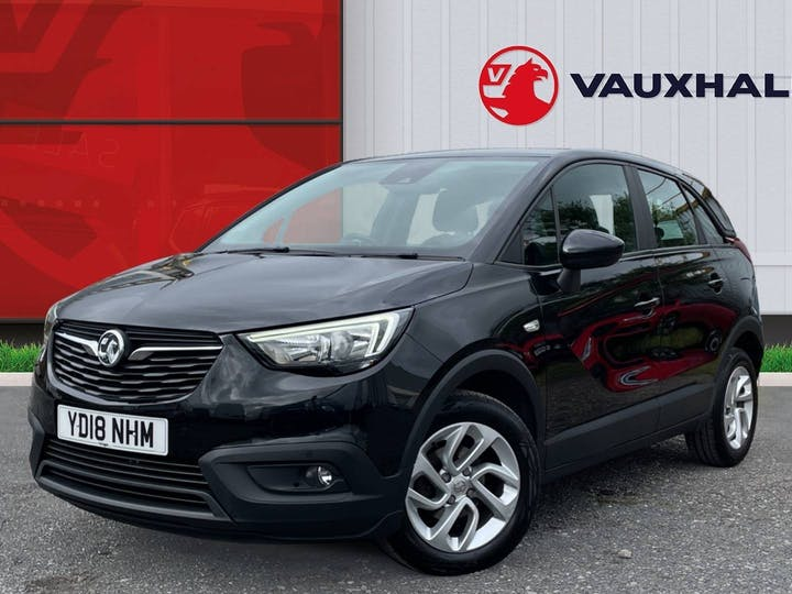 Vauxhall Crossland X 1.6 Turbo D Ecotec Blueinjection SE SUV 5dr Diesel Manual (s/s) (99 Ps) | YD18NHM | Photo 3