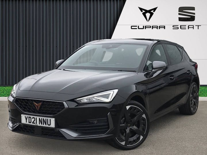 CUPRA Leon 1.4 12.8kwh Vz3 Hatchback 5dr Petrol Plug In Hybrid DSG (s/s) (245 Ps) | YD21NNU | Photo 3