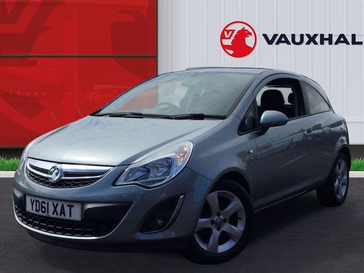 Vauxhall Corsa 1.2 I 16V SXi Hatchback 3dr Petrol Manual (124 G/km, 84 Bhp) | YD61XAT | Photo 3