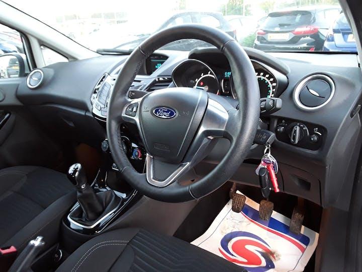 Ford Fiesta 1.0 Ecoboost Zetec 5dr | YG14RHT | Photo 3