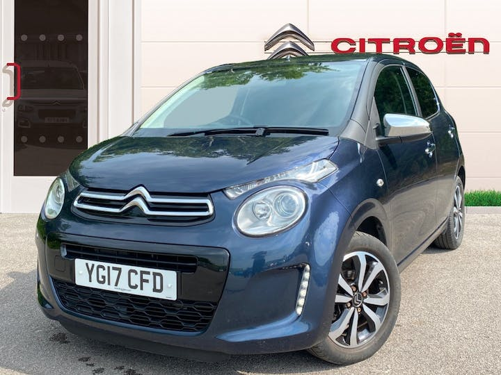 Citroen C1 1.2 Puretech Flair Hatchback 5dr Petrol Manual (82 Ps) | YG17CFD | Photo 3