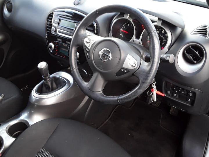 Nissan Juke 1.2 Dig T Acenta SUV 5dr Petrol (s/s) (115 Ps) | YL67XRX | Photo 3