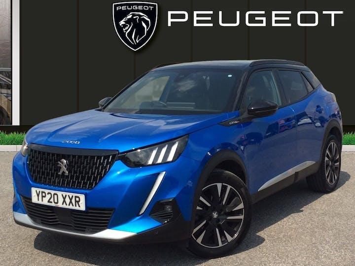 Peugeot 2008 1.2 Puretech GT Line SUV 5dr Petrol Manual (s/s) (130 Ps)   YP20XXR   Photo 3