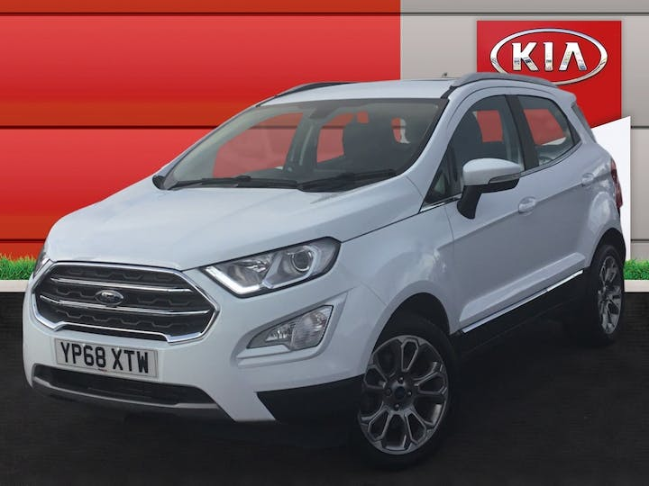 Ford EcoSport 1.0t Ecoboost Titanium SUV 5dr Petrol Auto (s/s) (125 Ps) | YP68XTW | Photo 3