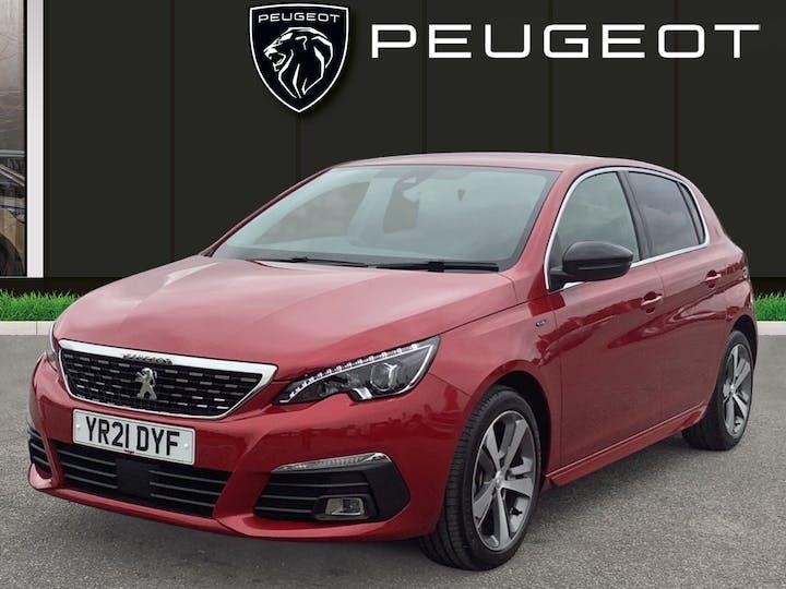 Peugeot 308 1.2 Puretech GT Hatchback 5dr Petrol Eat (s/s) (130 Ps) | YR21DYF | Photo 3