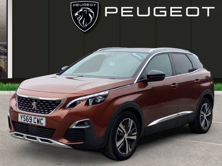 Peugeot 3008 1.5 Bluehdi GT Line SUV 5dr Diesel (s/s) (130 Ps) | YS69CWC | Photo 3