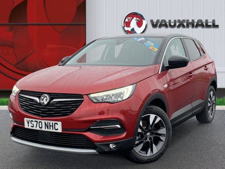 Vauxhall Grandland X 1.5 Turbo D Griffin SUV 5dr Diesel Manual (s/s) (130 Ps) | YS70NHC | Photo 3