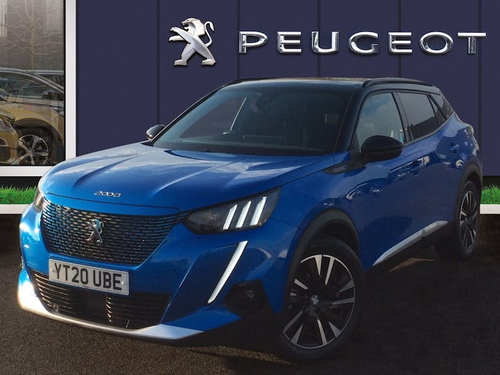 Peugeot 2008 50kwh GT Line SUV 5dr Electric Auto (136 Ps) | YT20UBE | Photo 3
