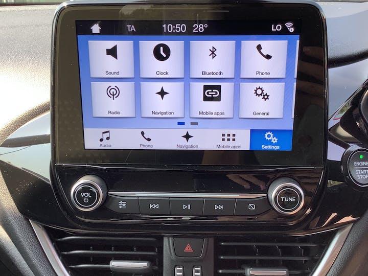 Ford Fiesta 1.0t Ecoboost Titanium Hatchback 5dr Petrol Manual (s/s) (125 Ps) | MA67SVF | Photo 30