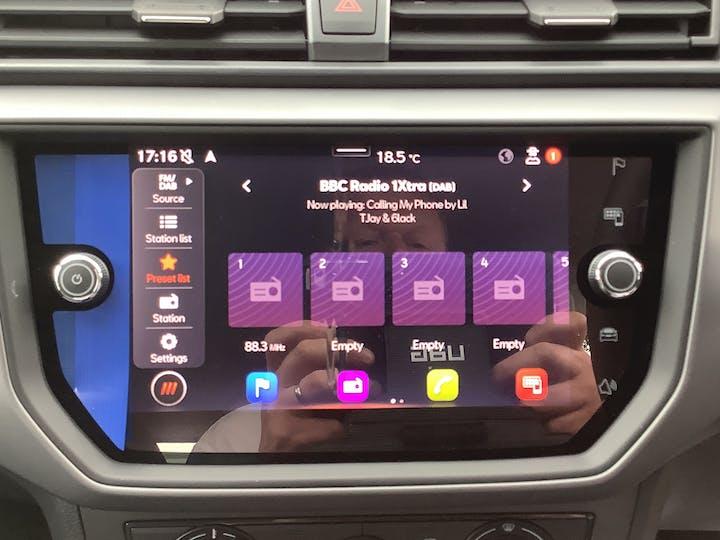 SEAT Ibiza 1.0 Tsi SE Technology Hatchback 5dr Petrol Manual (s/s) Gpf (95 Ps) | FL21BNU | Photo 31