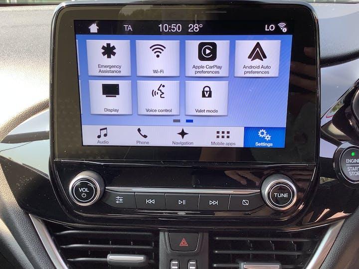 Ford Fiesta 1.0t Ecoboost Titanium Hatchback 5dr Petrol Manual (s/s) (125 Ps) | MA67SVF | Photo 31
