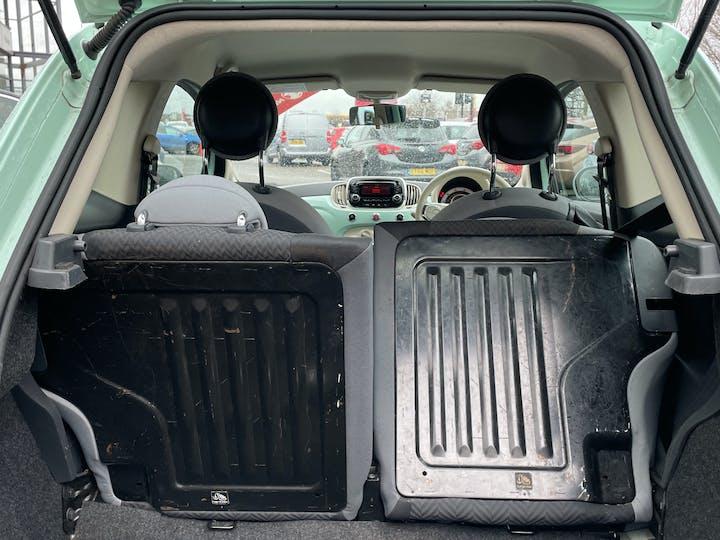 FIAT 500 1.2 8V Eco Pop Star Hatchback 3dr Petrol Manual (s/s) (69 Bhp) | YT67FKM | Photo 31