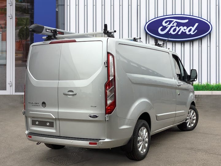Ford Transit Custom 340 1.0 Ecoboost PHEV 126PS L1 Low Roof Limited Auto   65N008175   Photo 4