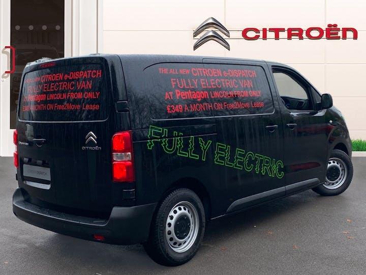 Citroen Dispatch 1200 100kw 75kwh M Enterprise Auto   74N003849   Photo 4