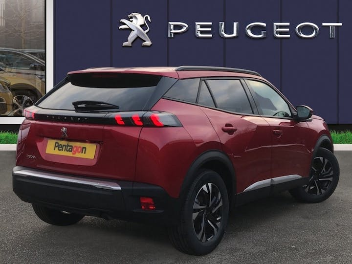 Peugeot 2008 1.2 Puretech Allure 5dr | 97N011710 | Photo 4