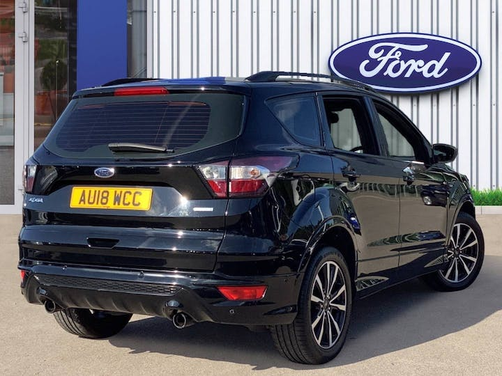 Ford Kuga 1.5t Ecoboost St Line SUV 5dr Petrol Manual (s/s) (150 Ps) | AU18WCC | Photo 4