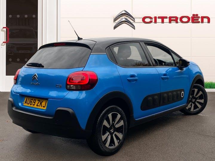 Citroen C3 1.2 Puretech Flair Hatchback 5dr Petrol Manual (s/s) (83 Ps)   AU69ZKJ   Photo 4