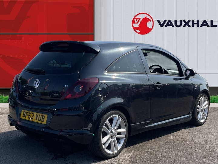 Vauxhall Corsa 1.4 I 16V SRi Hatchback 3dr Petrol Manual (a/c) (129 G/km, 99 Bhp)   BF63VUB   Photo 4