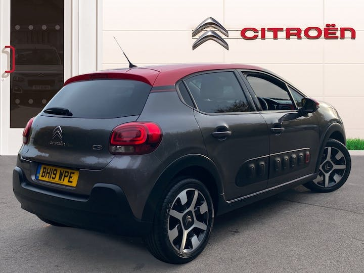 Citroen C3 1.2 Puretech Flair Nav Edition Hatchback 5dr Petrol Manual (s/s) (83 Ps) | BH19WPE | Photo 4
