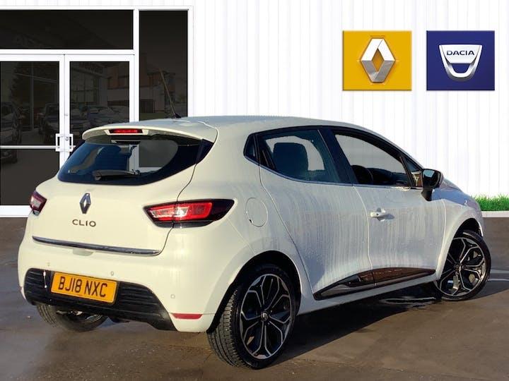 Renault Clio 1.2 Tce Dynamique S Nav Hatchback 5dr Petrol (s/s) (120 Ps) | BJ18NXC | Photo 4