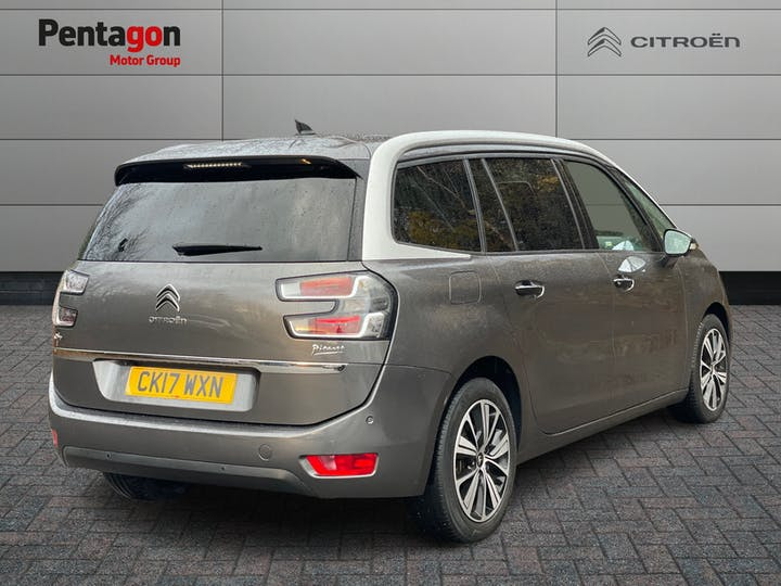 Citroen Grand C4 Picasso 1.6 Bluehdi Flair Mpv 5dr Diesel Eat6 (s/s) (120 Ps) | CK17WXN | Photo 4
