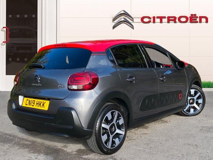 Citroen C3 1.2 Puretech Flair Nav Edition Hatchback 5dr Petrol Manual (s/s) (82 Ps) | CN19HKK | Photo 4