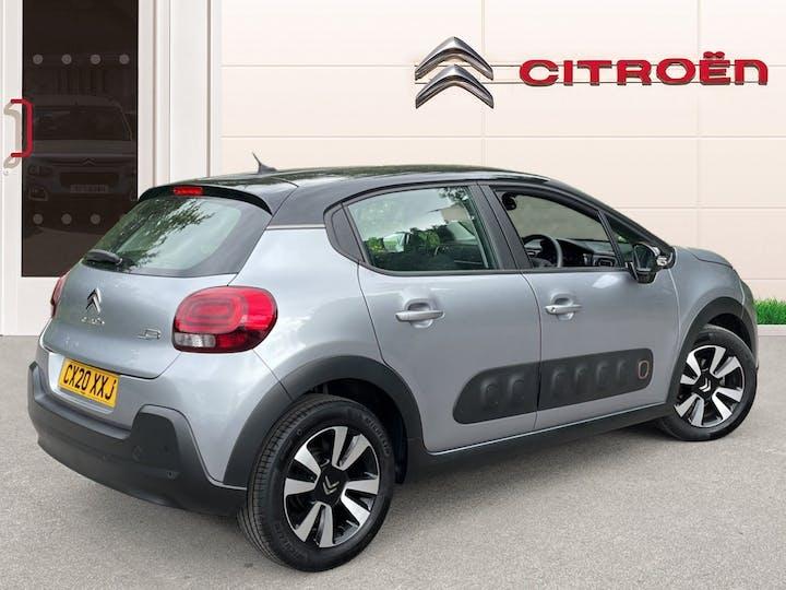 Citroen C3 1.2 Puretech Origins Hatchback 5dr Petrol Manual (s/s) (83 Ps) | CX20XXJ | Photo 4