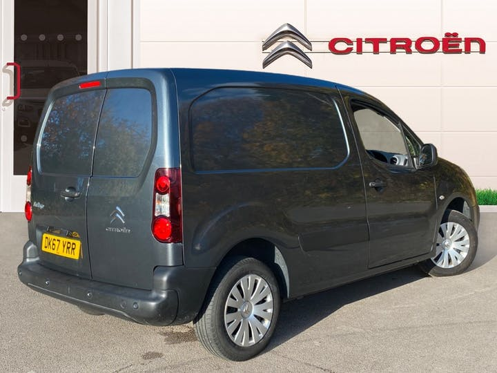 Citroen Berlingo 1.6 Bluehdi 850 Enterprise L1 Panel Van 5dr Diesel Manual (112 G/km, 100 Bhp) | DK67YRR | Photo 4
