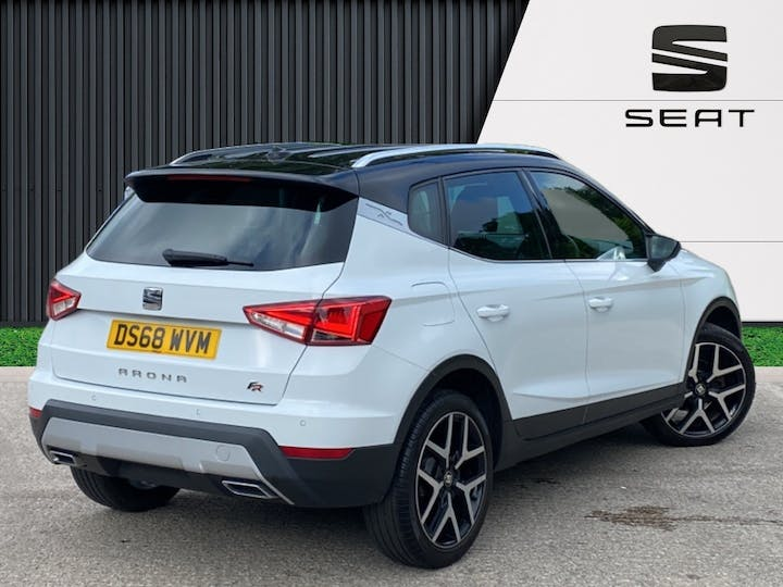 SEAT Arona 1.6 TDi Fr Sport SUV 5dr Diesel Manual (s/s) (115 Ps) | DS68WVM | Photo 4