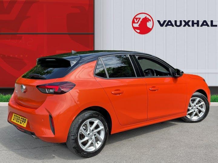 Vauxhall Corsa 1.2 Turbo SRi Premium Hatchback 5dr Petrol Manual (s/s) (100 Ps)   DT69EPP   Photo 4