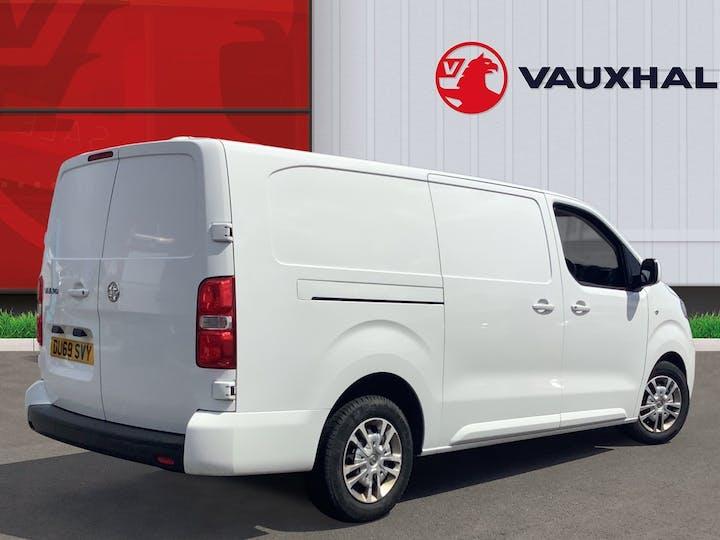Vauxhall Vivaro 1.5 Turbo D 2900 Sportive Panel Van 5dr Diesel Manual L2 H1 Eu6 (s/s) (100 Ps) | DU69SVY | Photo 4