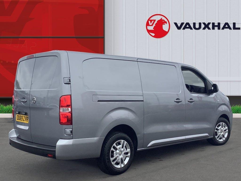 Vauxhall Vivaro Panel Van 6