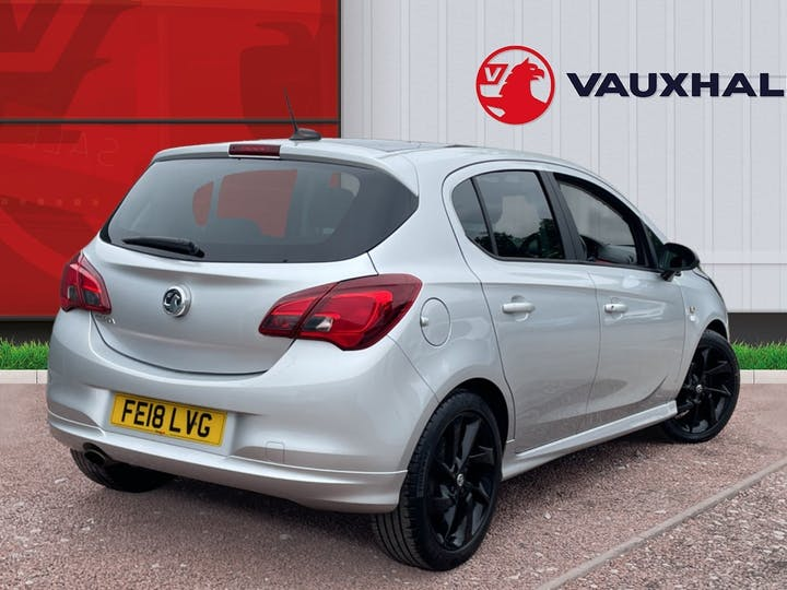 Vauxhall Corsa 1.4i Ecoflex Limited Edition Hatchback 5dr Petrol (90 Ps)   FE18LVG   Photo 4