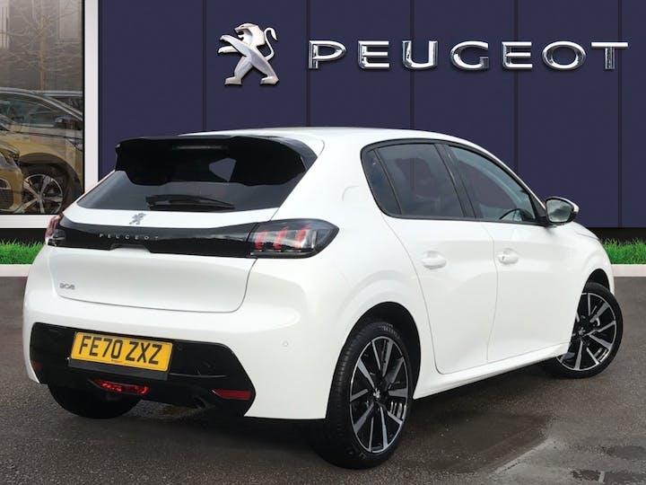 Peugeot 208 1.2 Puretech Allure Premium Hatchback 5dr Petrol Eat (s/s) (100 Ps) | FE70ZXZ | Photo 4