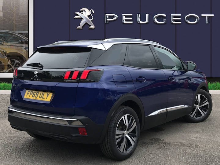 Peugeot 3008 1.5 Bluehdi Allure 5dr   FP69ULY   Photo 4