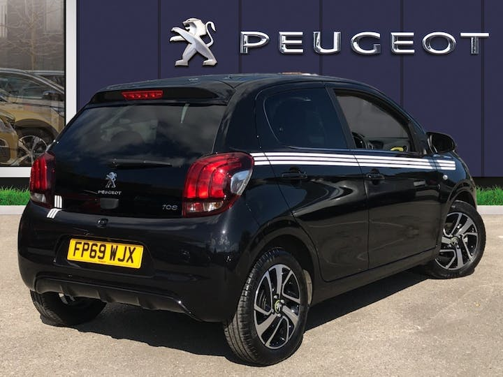 Peugeot 108 1.0 Collection Hatchback 5dr Petrol (s/s) (72 Ps) | FP69WJX | Photo 4