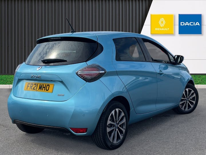 Renault Zoe R135 52kwh GT Line Hatchback 5dr Electric Auto (i) (134 Bhp)   FR21MHO   Photo 4
