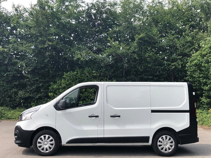 Renault Trafic 1.6 DCi Energy 29 Business Panel Van 5dr Diesel Manual SWB Standard Roof Eu6 (s/s) (125 Ps) | FV19MWX | Photo 4