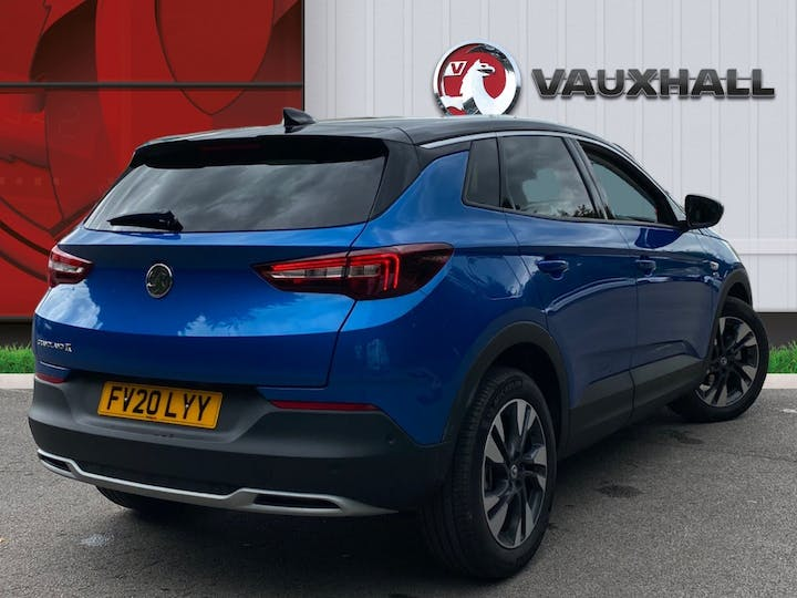 Vauxhall Grandland X 1.5 Turbo D Griffin 5dr | FV20LYY | Photo 4