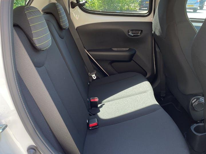 Peugeot 108 1.0 Collection Hatchback 5dr Petrol (s/s) (72 Ps) | FV21BNF | Photo 4