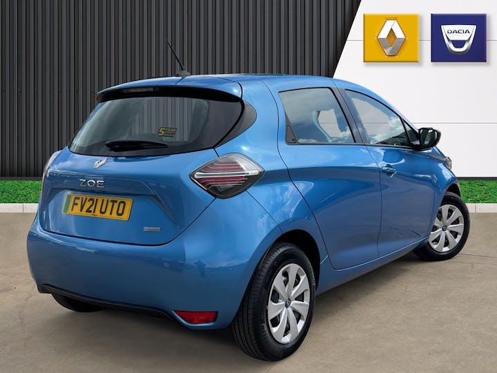 Renault Zoe R110 52kwh Play Hatchback 5dr Electric Auto (i) (107 Bhp)   FV21UTO   Photo 4