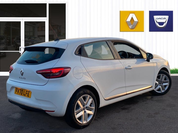 Renault Clio 1.0 Tce Play Hatchback 5dr Petrol Manual (s/s) (100 Ps) | FV70LFE | Photo 4