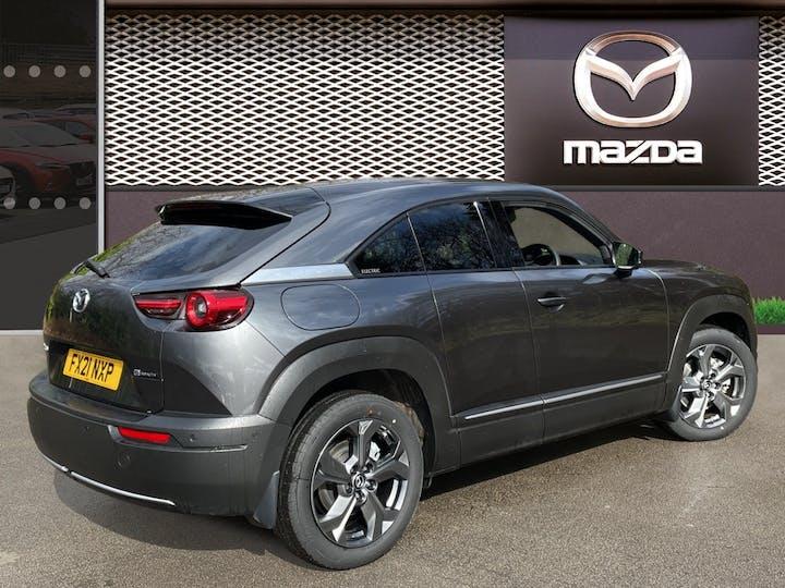 Mazda MX-30 35.5kwh GT Sport Tech SUV 5dr Electric Auto (145 Ps) | FX21NXP | Photo 4