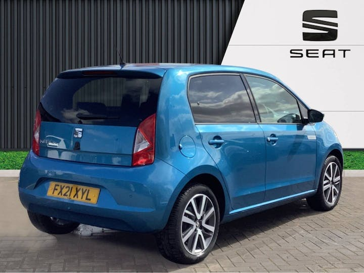 SEAT Mii 36.8kwh Hatchback 5dr Electric Auto (83PS)   FX21XYL   Photo 4