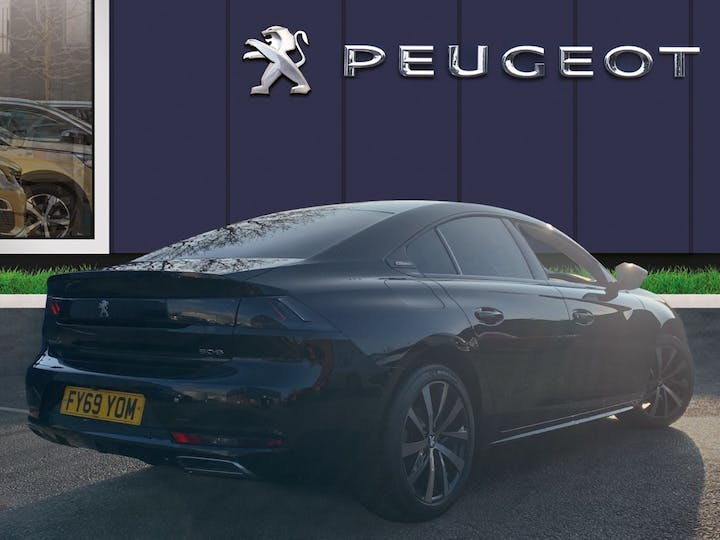 Peugeot 508 1.5 Bluehdi GT Line Fastback 5dr Diesel Manual (s/s) (130 Ps) | FY69YOM | Photo 4