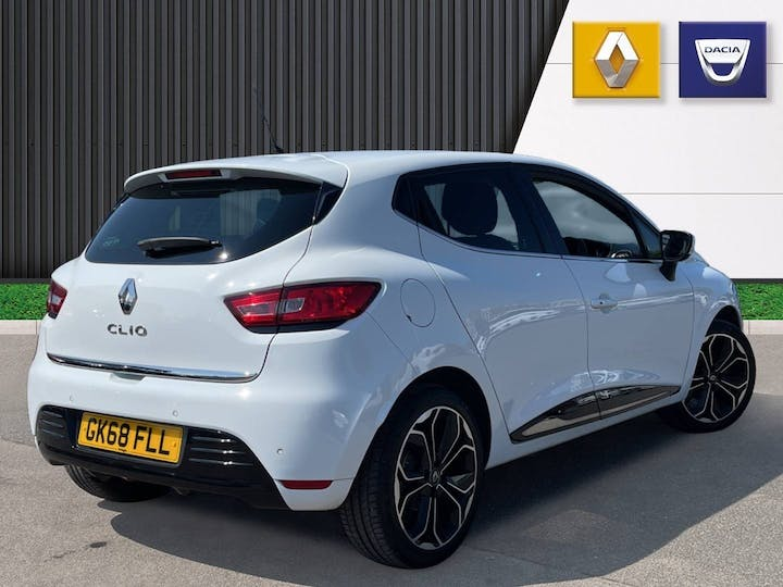 Renault Clio 0.9 Tce Iconic Hatchback 5dr Petrol (s/s) (90 Ps) | GK68FLL | Photo 4